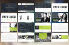 Laukpauk PowerPoint Template by Angkalimabelas on @creativemarket