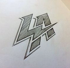 """Just sketching around on an update I had for this concept late last night. @ToddRadom @sportslogosnet  @Chargers @RYDesignLA #lachargers"""