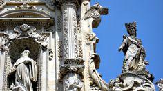 Le sette meraviglie del Salento, il barocco leccese
