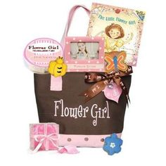 cute flower girl gift