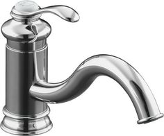 Kohler K-12175 Single Handle Kitchen Faucet from the Fairfax Series - FaucetDirect.com