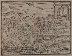 https://flic.kr/p/axTeVG | Festive Grave Robbing |  According to the Compendium Maleficarum (1626), witches were known to steal the bodies of criminals hanged at the gallows, cook the corpses, and then use various body parts to kill wholesome folk!   Compendium maleficarum, ex quo nefandissima in genus humanum opera venefica, ac ad illa vitanda remedia conspiciuntur : Per fratrem Franciscum Mariam Guaccium ... In hac autem secunda æditione ab eodem authore pulcherrimis doctrinis ditatum…