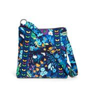 Hipster in Midnight Blues | Vera Bradley Mom needs this one to use when she visits her daughter #MySuiteSetupSweepstakes