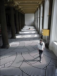 Bold-Geometric-Tape-Installations-By-Jim-Lambie-4