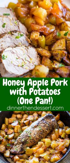 Honey Apple Pork wit