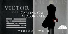 Casting Call- Victor Vale - Vicious Week - KateTilton.com