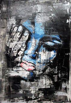Wojciech Bąbski, Sorrow, 2013 #art #contemporary #artvee