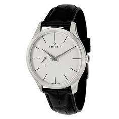 awesome Zenith Heritage Ultra Thin Men's Manual Watch 03-2010-650-38-C493 just added...  Check it out at: https://buyswisswatch.co.uk/product/zenith-heritage-ultra-thin-men-s-manual-watch-03-2010-650-38-c493/
