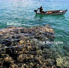 Rovigno. Rovinj /Questa raccolta di scatti è dedicata alla Batana,la piccola barca dal fondo piatto usata da sempre dai pescatori rovignesi.vedi anteprima libro                          http://blur.by/1fPDouc