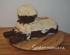 SweetThings: 3rd Birthday: Sphinx Cake