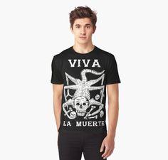 Viva la Muerte by cynthiacabello