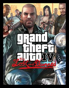 Playstation 3 - Grand Theft Auto IV: The Lost and Damned Grand Theft Auto 4, Grand Theft Auto Series, Game Development Company, Video Game Development, Gta 5, Juegos Ps2, Gta San Andreas, Game Codes, Video Games Xbox