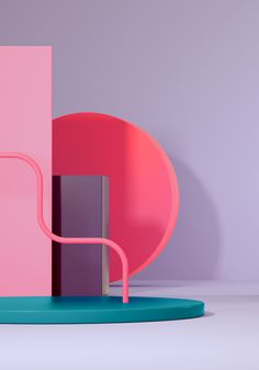 Abstract color block inspiration, color trends love for pastels Stage Design, Event Design, 80s Interior Design, Accessoires Photo, Memphis Design, Color Harmony, Graphic Design Services, 3d Design, Color Inspiration