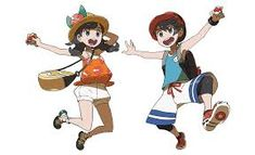 Image result for boy pokemon ultra sun and moon