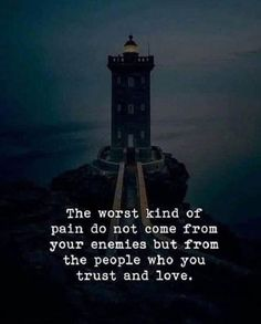Positive Quotes : The worst kind of pain do not come from your enemies. - Hall Of Quotes Attitude Quotes, Mood Quotes, Positive Quotes, Motivational Quotes, Inspirational Quotes, Strong Quotes, Hurt Quotes, Wisdom Quotes, Life Quotes