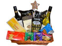 Caroller's Delight Gift Basket