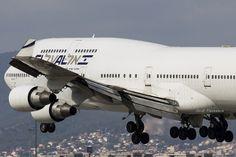Boeing 747-400 El Al Israel