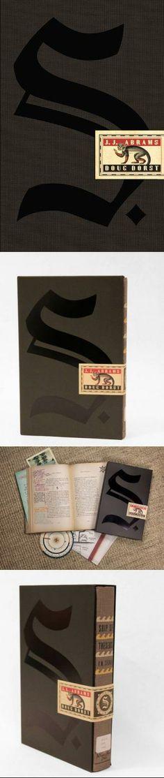 S. S.. Ship of Theseus. JJ Abrams. Doug Dorst. 1st Edition.  #Book