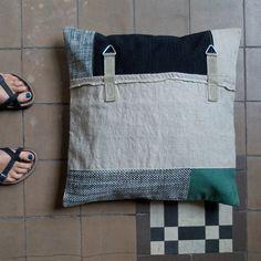 Kussenhoes 50x50cm patchwork