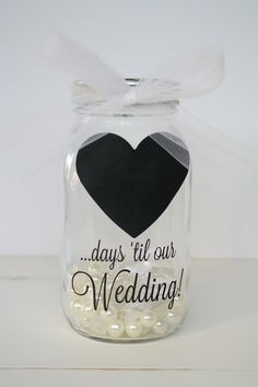 Wedding Countdown Gifts For Groom : countdown ideas wedding countdown countdown calendar fall wedding ...