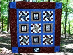 Daddy's Memory Quilt