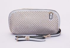 Dianna cluth studded seris cantik, good quality. Ada tali pendek samping dan selempang. Warna soft grey. Uk 30x9x15