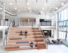 Uber Technologies by Assembly Design Studio: 2016 Best of Year Winner for Large Tech Office