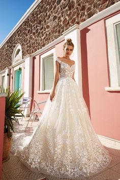 Os Vestidos de Noiva Modelo Princesa Mais Lindos de Todos os Tempos