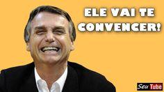 """As """"MITADAS"""" e idéias que fizeram de Jair Bolsonaro um FENÔMENO de Popularidade! - YouTube"""