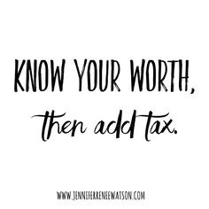What is the measure of your worth?  A mirror cannot show it. A man cannot assure you of it. A magazine cannot strip you of it. Your past cannot deny you if it. ~jrw  Always add tax. #quotes #worth #knowyourworth #breakthrough #hope #youareenough #writersofinstagram #blogger www.jenniferreneewatson.com