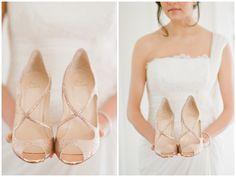christian louboutin | wedding shoes | featured on once wed