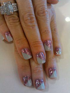 Custom glitter mix