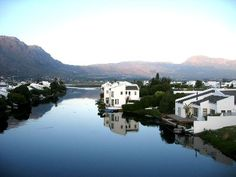 Kingfisher Cottage - Kingfisher Cottage overlooks one of the tranquil waterways of Marina da Gama, part of the Zandvlei Wetlands Nature Reserve, just from the sandy beaches of Muizenberg on the False Bay coastline. Cape Town South Africa, My Land, Kingfisher, Nature Reserve, Coastal Homes, Sandy Beaches, Mountain View, Weekend Getaways, Cottage
