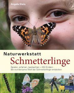Bücher-Montag, Naturwerkstatt Schmetterlinge, schaeresteipapier