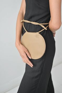 A pouch for those days you don't feel like wearing a full size bag.