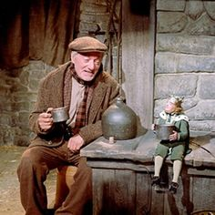 Darby O'Gill... I love this movie..
