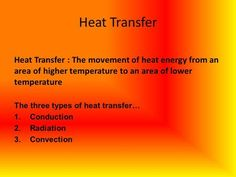 Heat Energy, Thermal Energy, Particles Of Matter, Circular Pattern, Third Way, Water Flow, Heat Transfer, Science
