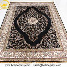 Hand knotted silk rug # Rug No.: P0237  # Quality: 230L (368kpsi) # Size: 5.5x8ft (168x244cm) # Material: 100% Silk # wholesale Price: $1980/piece # If you have any interests, please email to sales@bosicarpets.com         handmadesilkcarpet#handmaderug#silkrug#silkcarpet#carpet#persiancarpet#persianrugs#rug#handmaderug#handknottedrug#iranrug#chineserug#turkeyrug#turkishcarpets#silkcarpets#silk#floorrug#hali#ipekhai#redrug#bluecarpet#turleycarpet