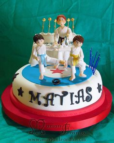 Tortas Decoradas Artesanales - Marian Franza 002 by marianfranza, via Flickr