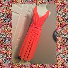 """Check out """"Peach Freeze"""" Dress XL on Threadflip!"""