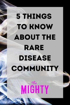 5 Things to Know About the Rare Disease Community #rareddisease Chronic Fatigue, Chronic Illness, Chronic Pain, Fibromyalgia, 5 Things, Things To Know, Ehlers Danlos Syndrome, Rare Disease