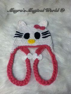 Hello Kitty Beannie