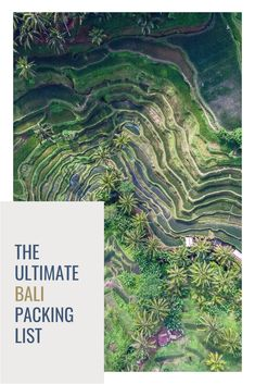 What should you pack for your trip to Bali? This Bali packing list has everything from clothes, shoes, toiletries, electronics that you can leave at home! Pictures Of Beautiful Places, Wonderful Places, Cool Pictures, Rice Terraces, Natural Phenomena, Bali Travel, Ubud, City Photo, Around The Worlds