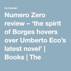 Numero Zero - Umberto Eco 2016 Book number 12