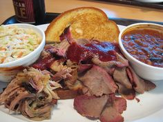 Oklahoma Joe's in Kansas City has been known for 25 years as some of the best BBQ in the area.