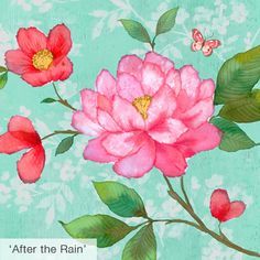 'After the Rain' by Chris Chun.