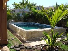 plunge pool with fastlane   An Endless Pool can fit in virtually any space. Swim at home, even in ...