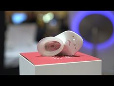"""▶ ••Fiera """"Arouser"""" CES 2016-01•• simulates oral sex with suction wants to jumpstart women's libido 
