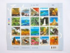 Beautiful Thai Stamps Collecting Unseen Thailand in 2004 (80 Pieces) Unused by SUWANNABHUMI. $67.00. In 2004. Beautiful Thai Identity. Thai Stamps Unseen Thailand. 4 Sheets in set (20 pieces/sheet), Total 80 pieces. Unused. Thai Stamps Unseen Thailand set is show beautiful Thai identity, make you feel like you're in real Thailand.