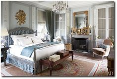 French apartments | Fabulous French Upper East Side Apartment Michael smith's Apartment ...